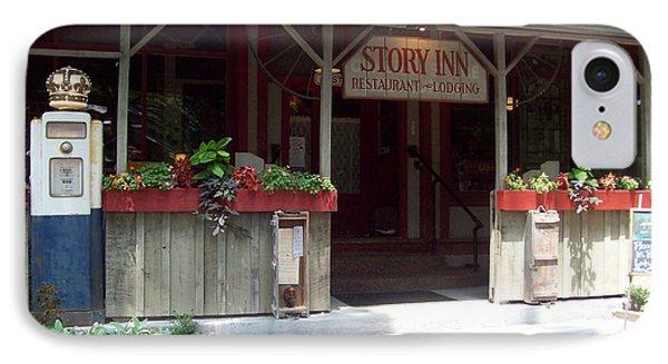 Ol' Story Inn IPhone Case