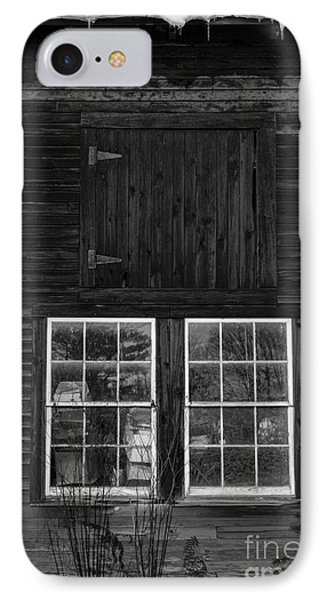 Old Barn Windows IPhone Case