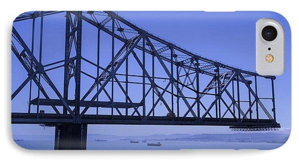 Old Bay Bridge IPhone Case