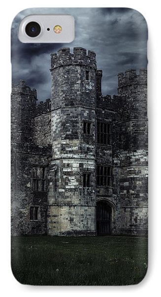 Old Castle At Night IPhone Case