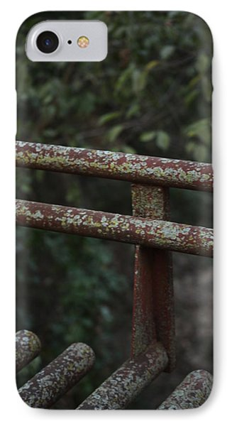 Old Cattle Guard IPhone Case