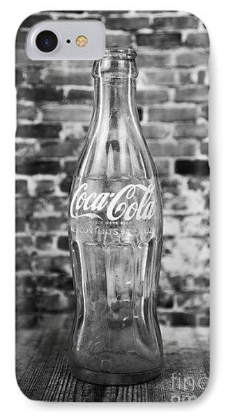 Old Cola Bottle IPhone Case