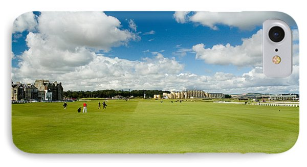 Old Course Fairways IPhone Case