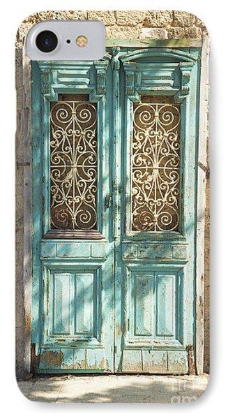 Old Door In Jersusalem Israel IPhone Case
