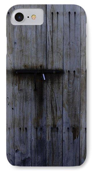 Old Fort Door IPhone Case