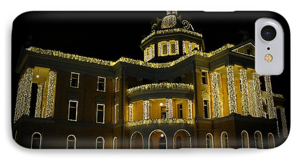 Old Harrison County Courthouse IPhone Case