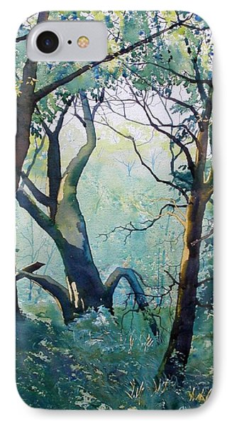 Old Man Of Otley IPhone Case