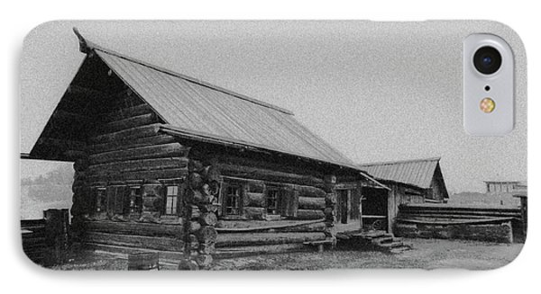 Old Peasant House IPhone Case