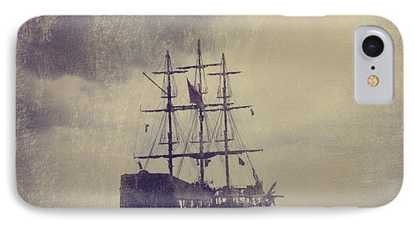 Old Pirate Ship IPhone Case