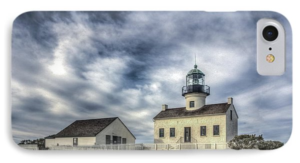 Old Point Loma Lighthouse IPhone Case