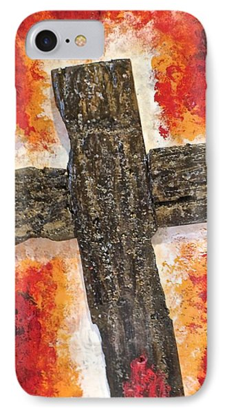 Old Rugged Cross IPhone Case