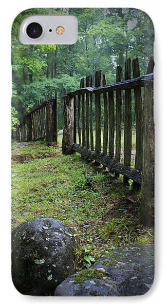 Old Rustic Fence IPhone Case