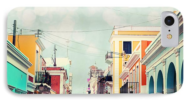 Old San Juan Special Request IPhone Case