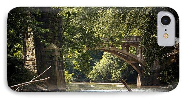 Old Stone Bridge IPhone Case