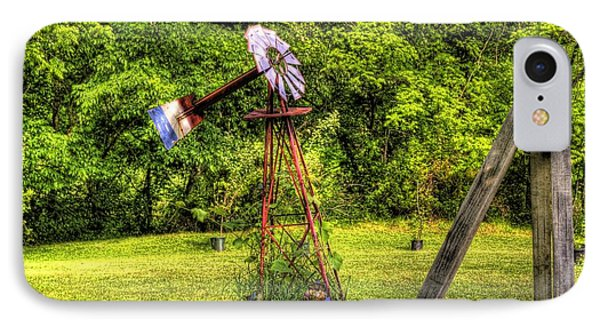 Old Windmill IPhone Case