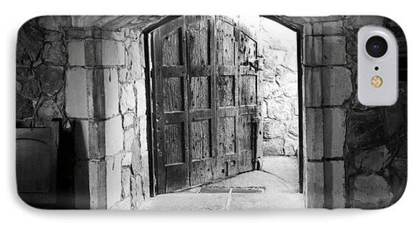 Old World Door IPhone Case