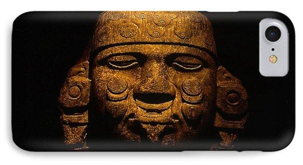 Olmeca Head IPhone Case