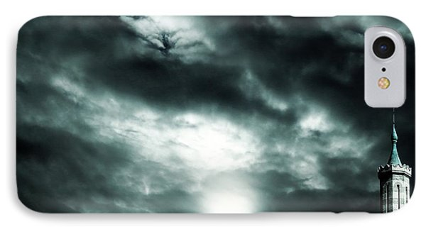 Ominous Skies IPhone Case