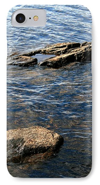 On The Rocks # 2 IPhone Case
