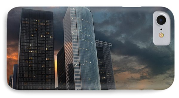 One New York Center IPhone Case