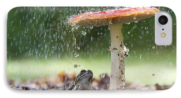 One Rainy Day IPhone Case