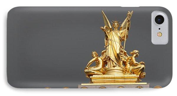 Opera De Paris IPhone Case