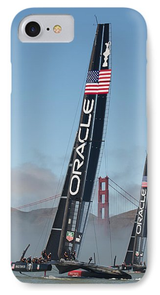 Oracle Team Usa - 1 IPhone Case