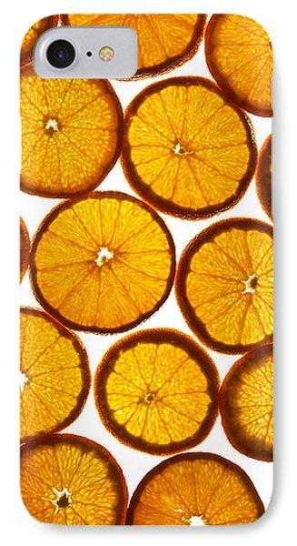 Orange Fresh IPhone Case