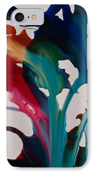 Orchid C IPhone Case