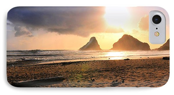 Oregon Beach IPhone Case