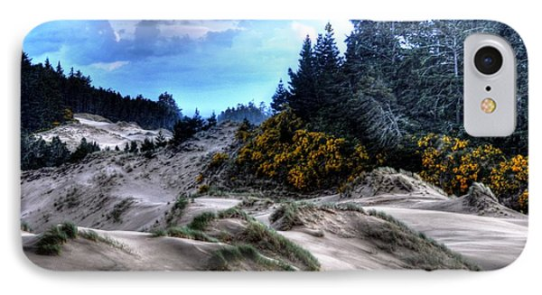 Oregon Dunes IPhone Case
