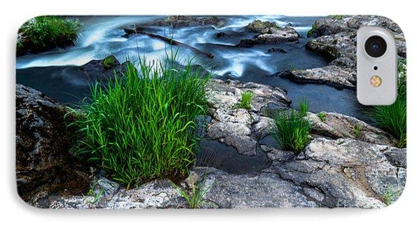Oregon Rivers IPhone Case