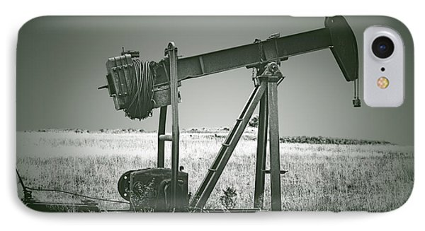 Orphans Of The Texas Oil Fields IPhone Case
