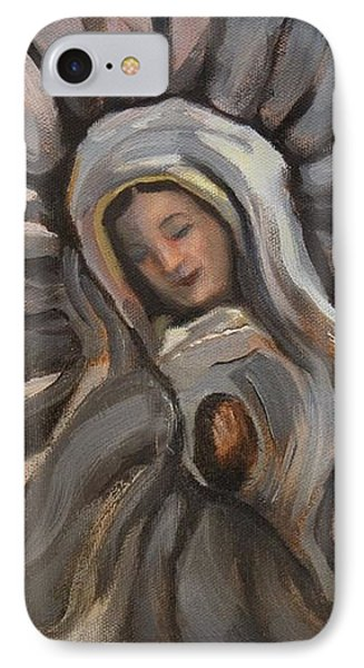 Our Lady IPhone Case