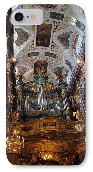 Our Lady Of Czestohowa Basilica Interior IPhone Case