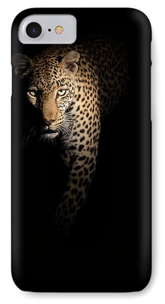 Africa iPhone 8 Case - Out Of The Darkness by Richard Guijt