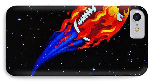 Flaming Balls  #1 IPhone Case