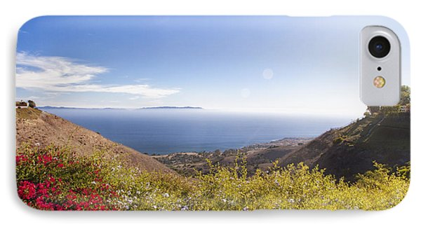 Overlooking Palos Verdes Estates IPhone Case