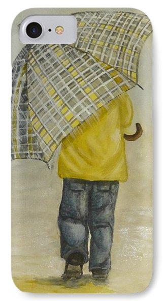 Oversized Umbrella IPhone Case