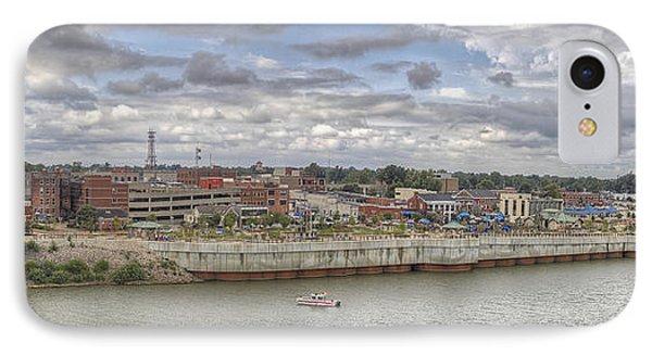 Owensboro Ky Riverfront IPhone Case