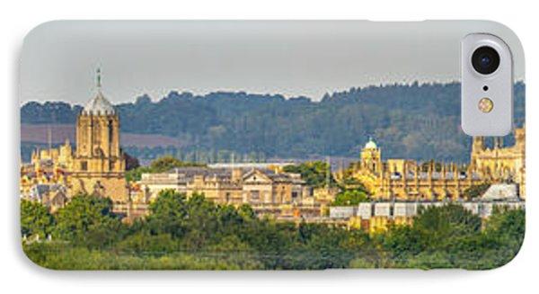 Oxford University Panorama IPhone Case