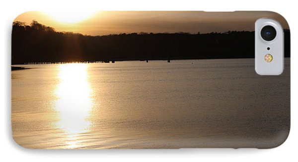 Oyster Bay Sunset IPhone Case