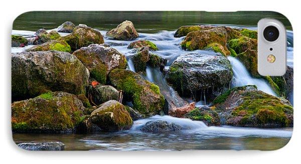 Ozark Waterfall IPhone Case