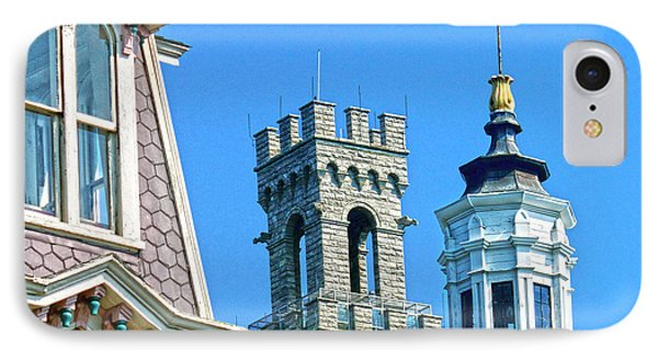 P-town Towers IPhone Case
