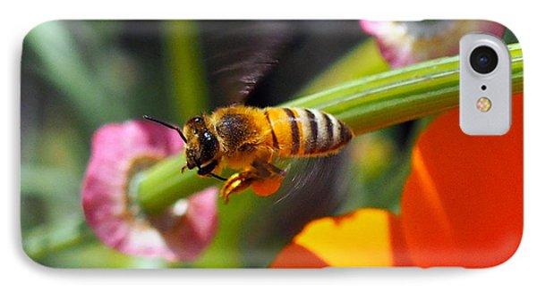 Packin Poppy Pollen IPhone Case
