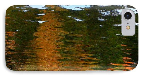 Padden Autumn Reflection IPhone Case