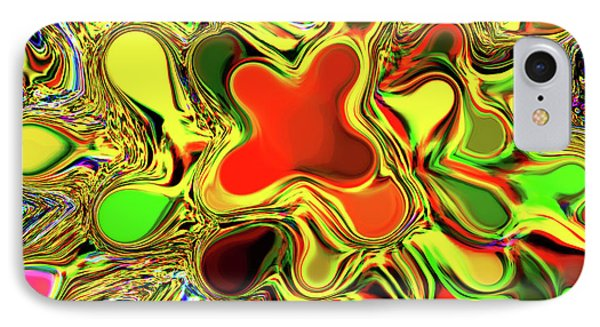 Paint Ball Color Explosion IPhone Case