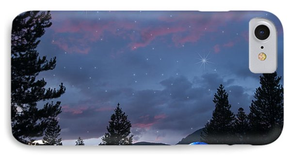 Paint The Sky With Stars IPhone Case