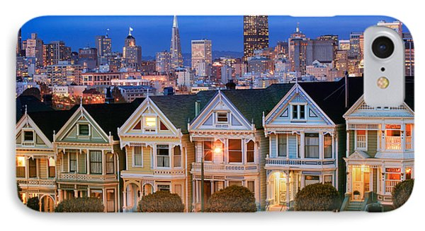 Painted Ladies IPhone Case