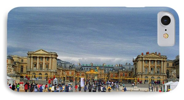 Palace At Versaille IPhone Case